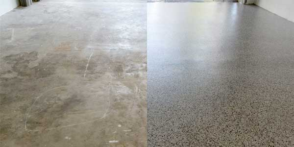 Epoxy Flooring Systems - National Floor Solutions