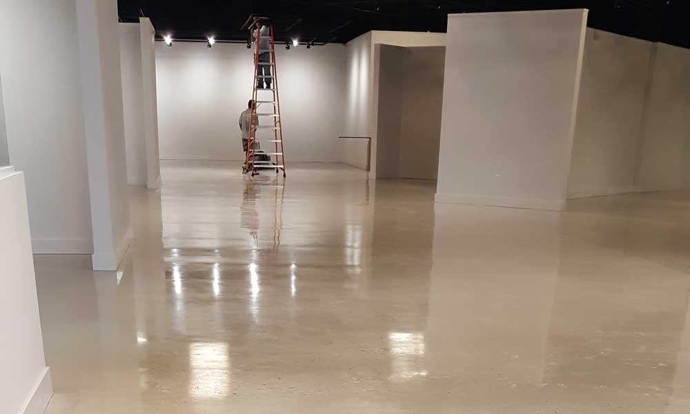 Concrete Polishing South Florida National Floor Solutions