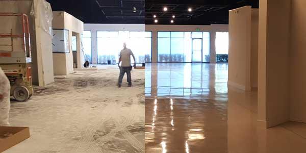 Floor Restoration Services National Floor Solutions