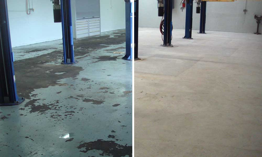 Surface Prep & Coating Removal